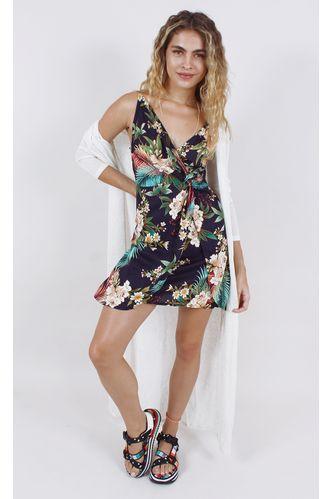 vestido-curto-floresta-de-cor-azul