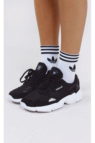 kit-meia-adidas-trefoil-ankle-branco