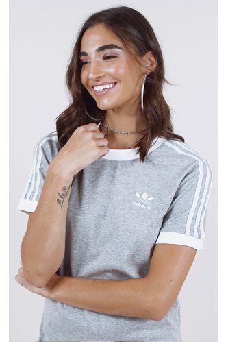 camiseta-adidas-3-stripes-tee-mescla