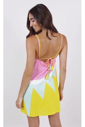 vestido-farm-curto-tucanos-tropicais-colorido
