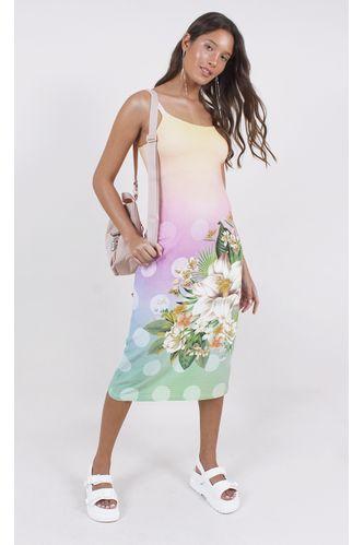 vestido-farm-midi-rib-flor-solar-colorido