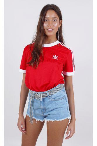 camiseta-adidas-3-stripes-tee-vermelho