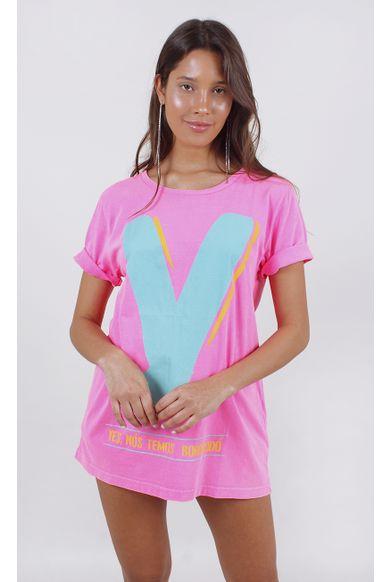 t--shirt-farm-letra-Y-rosa