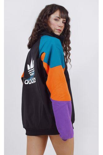 casaco-adidas-half-zip-preto