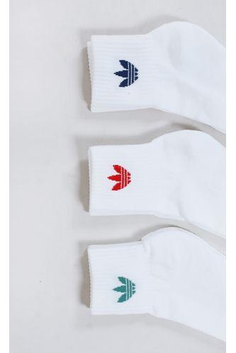 kit-meia-adidas-mid-cut-branco