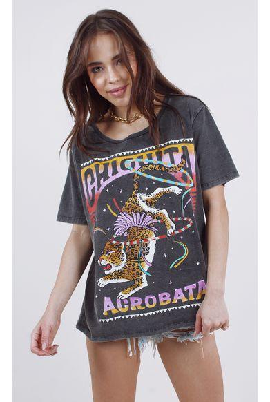 t--shirt-chiquita-acrobata-preto