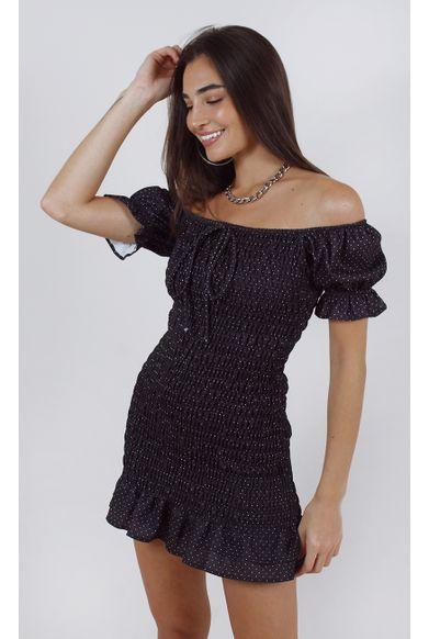 vestido-poa-curto-w--lastex-preto
