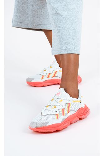 tenis-adidas-ozweego-w-rosa-neon