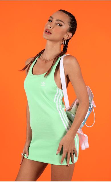 vestido-adidas--adicolor-verde